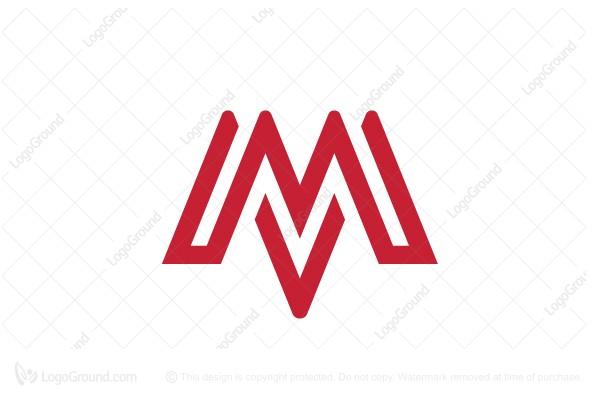 Logo For Sale Letter M Mm
