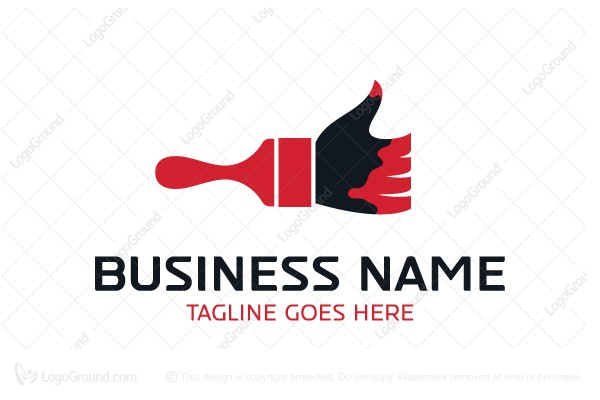 Logo For Sale Best Quality Painting Service