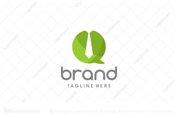 Logo for sale: Employee Chat Logo