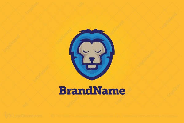 Logo for sale: Lion Logo