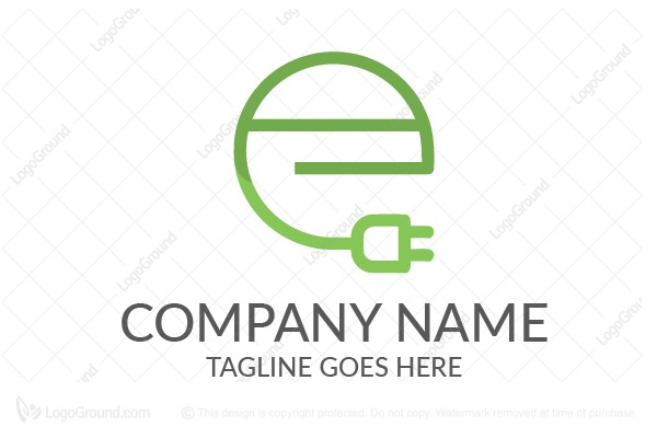 Logo for sale: Electric Logo