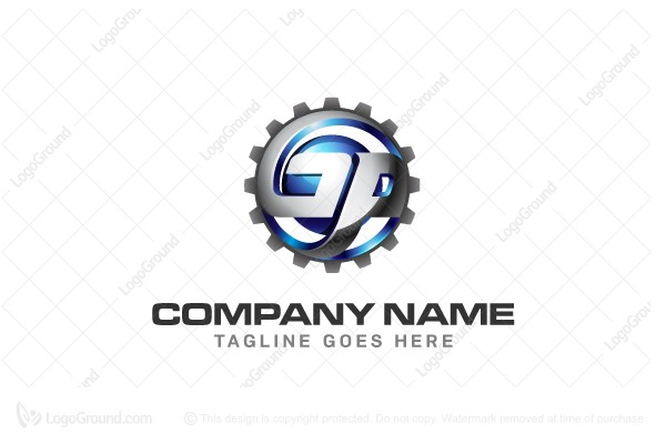 Logo for sale: Gear Protection Logo
