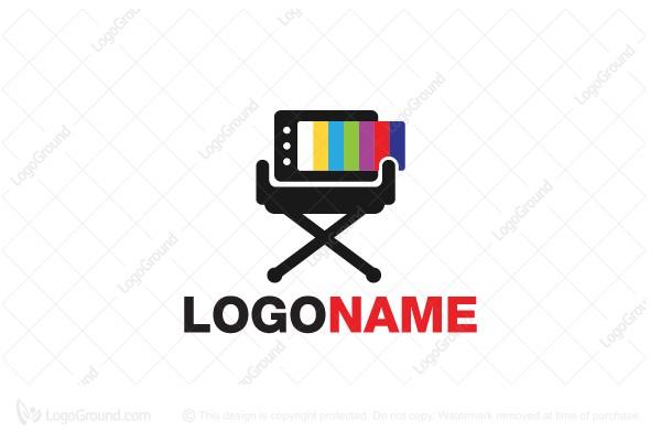 Director Chair Logo