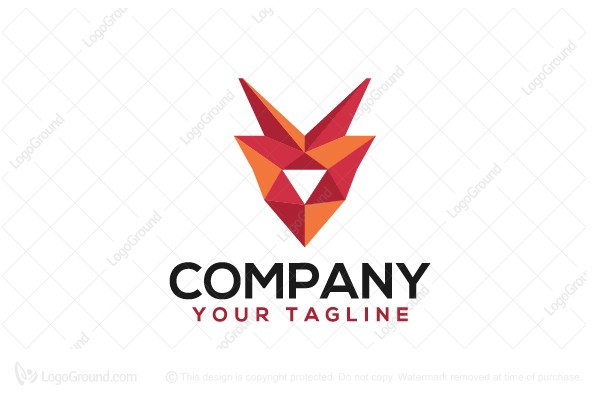 Logo for sale: Evil Business Logo