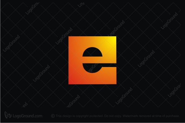 Logo for sale: E Square Logo