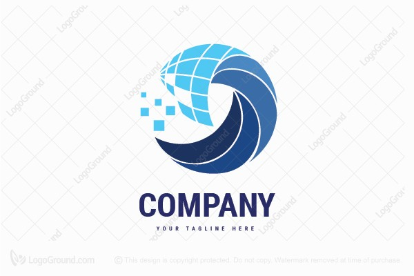 water cube logos for sale