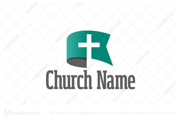 flyer church logo