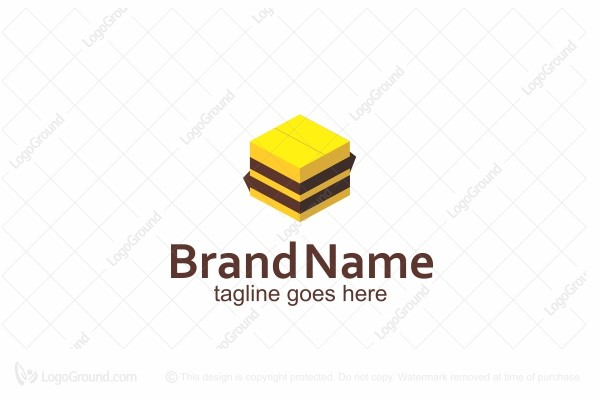 Logo for sale: Logistic Bee Logo