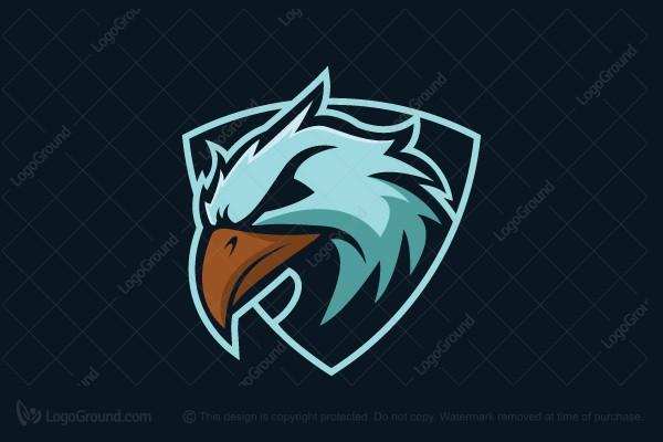 mascot eagle logo