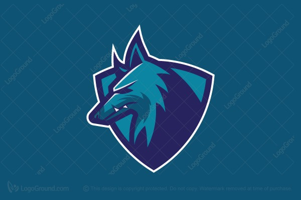 Logo for sale: Wolf Gaming Logo