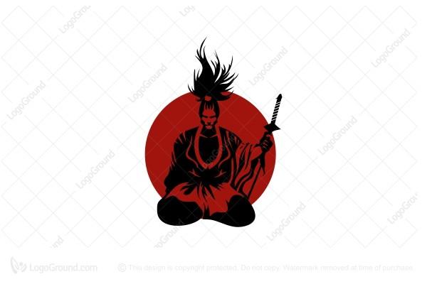 samurai logo rh logoground com samurai lagoon samurai lagoon