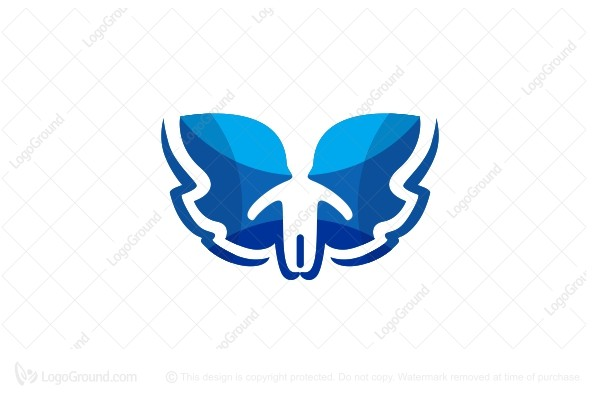 angel logo rh logoground com angel logo design online angel logo design
