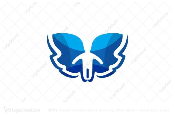 angel logo rh logoground com angel logo design angel logos and designs