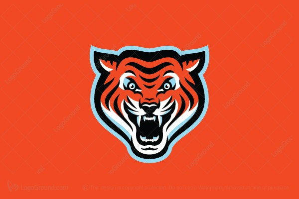 Logo for sale: Tigers Logo