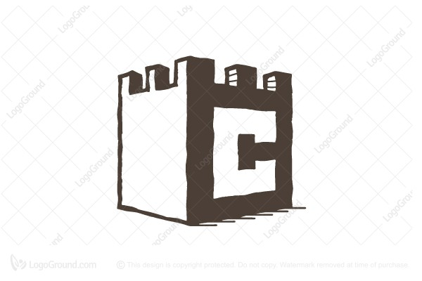 Logo for sale: C Castle  Logo
