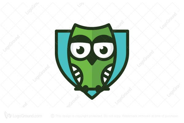 Logo for sale: Owl Security Logo