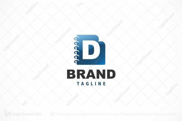 Logo for sale: Data Pad Logo