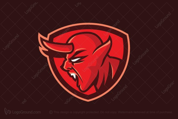 devil esport logo exclusive logo 56915 devil esport logo