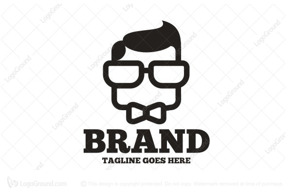 Logo for sale: Dad Nerd Logo