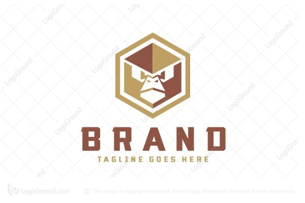 Logo for sale: Gorilla Box Logo