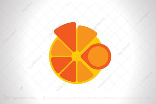 Exclusive Logo 40565, Fruit Juice Shop Logo