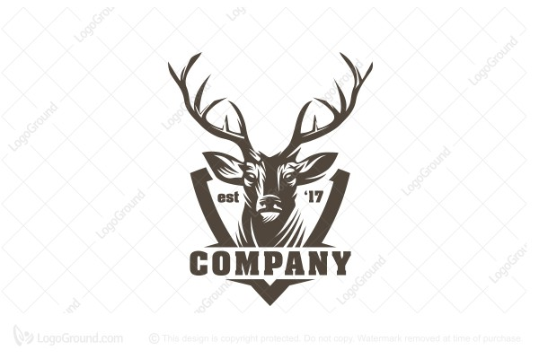 deer logo rh logoground com deer logos for sale deer logo images