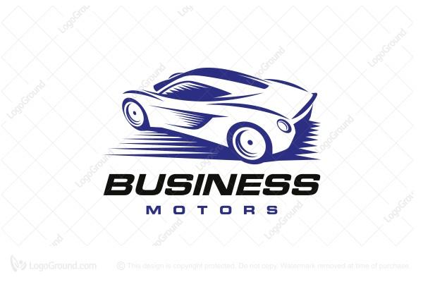 Sport Car Logo