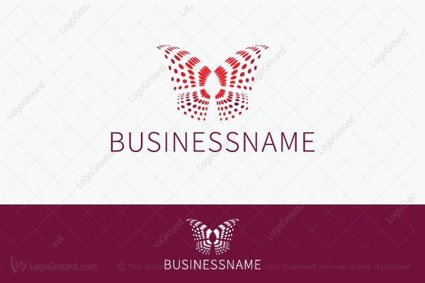 Logo for sale: Creative Butterfly Logo