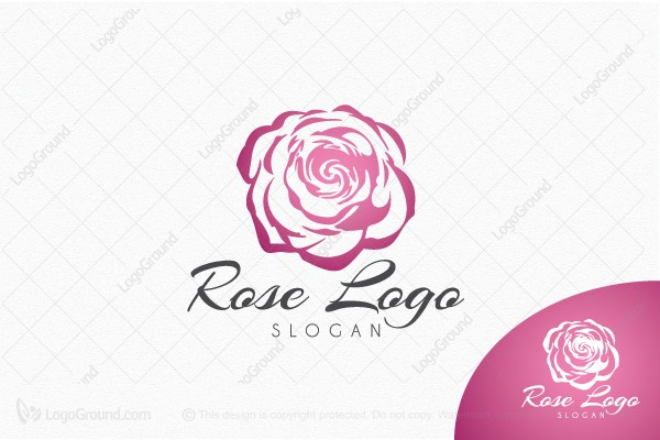elegant rose logo rh logoground com rose logue rose log cabin