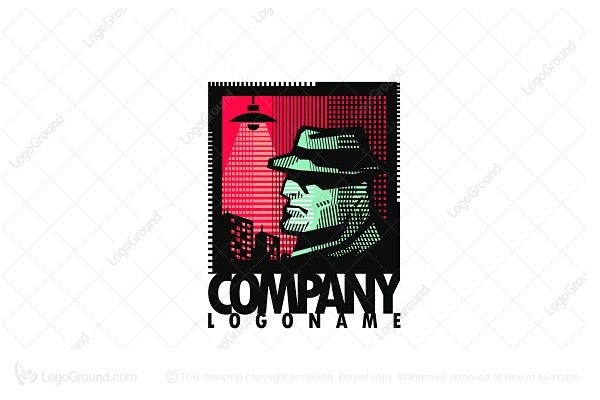 Logo for sale: Godfather Logo
