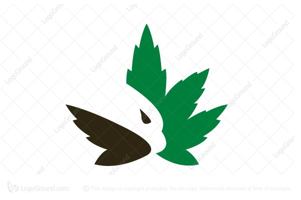 Logo for sale: Eagle Farms Logo