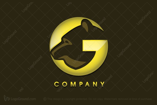 grizzly bear g logo