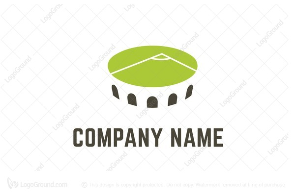 Logo for sale: Arena Logo