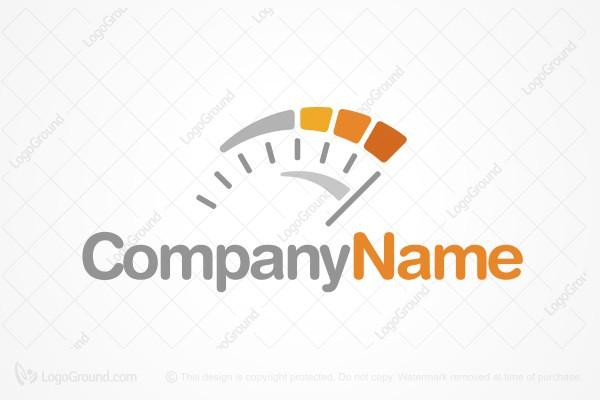 Tachometer Logo Tachometer Logo