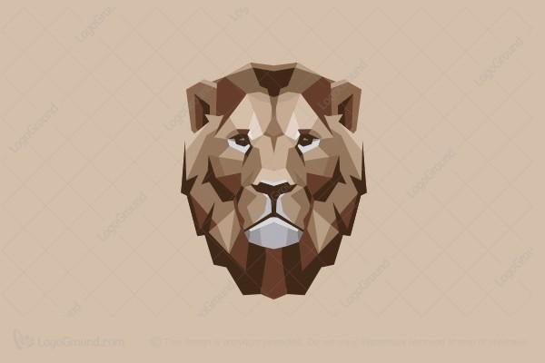 Exclusive Logo 46991, Lion Logo