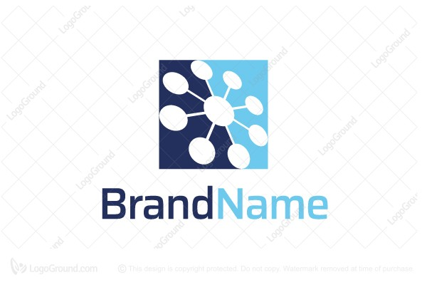 Logo for sale: Network Logo
