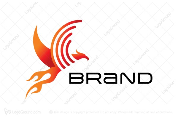 phoenix sound wave logo