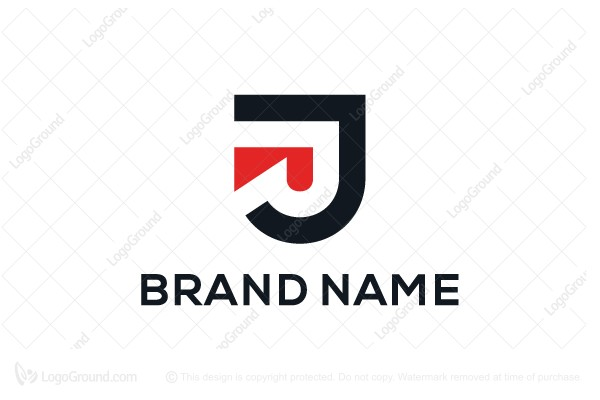 Logo for sale: Letter J R Logo