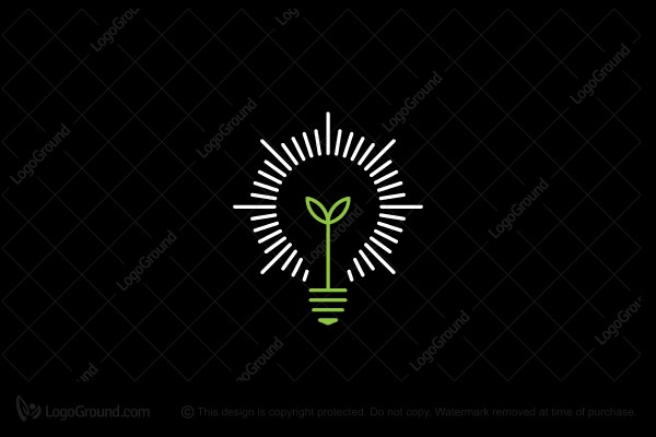 Logo for sale: Green Energy Logo