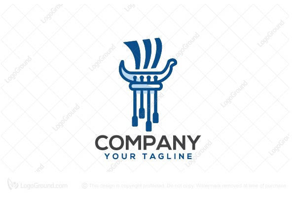 Logo for sale: Sailing Pillar Logo