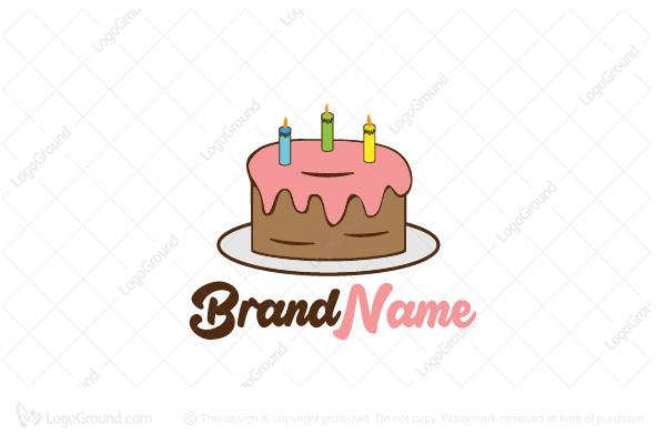 Birthday Cakes Logo