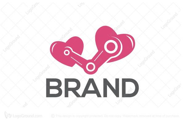 Favorite Pre-Designed Logos: Dating VA01