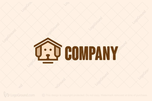 Logo for sale: Pet House Logo