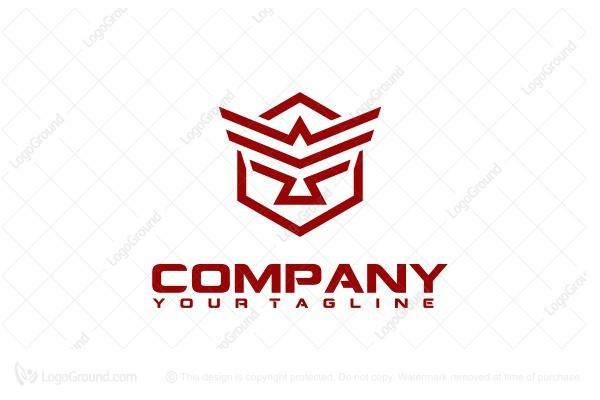 Exclusive Logo 63353, Eagle Army Logo