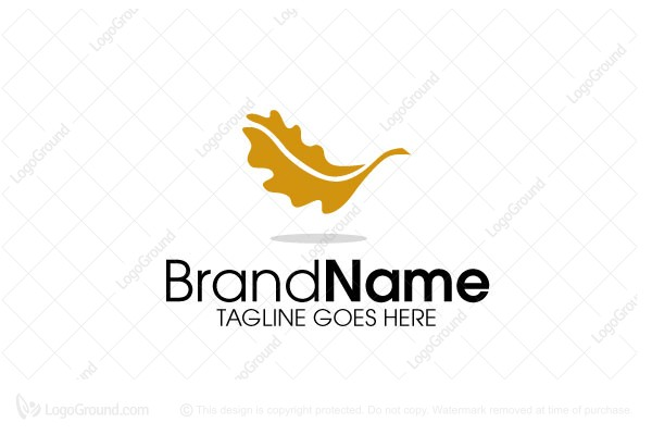 Logo for sale: Autumn Oak Logo