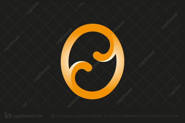 Logo for sale: O S Ring Logo