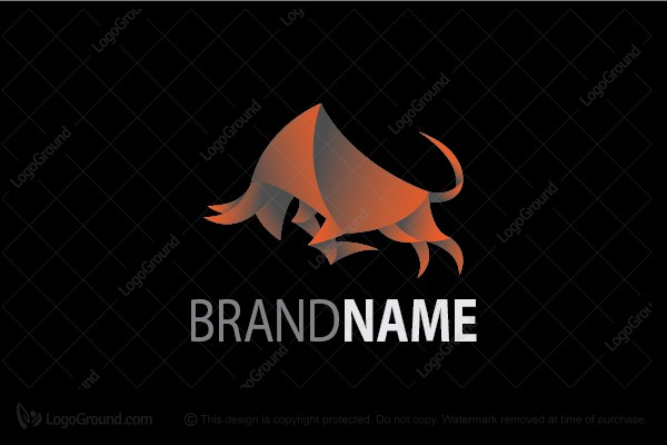 Logo for sale: Madbull Logo