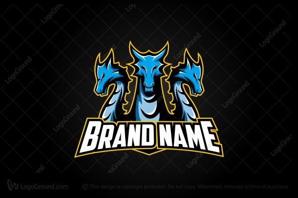 original dragon logos