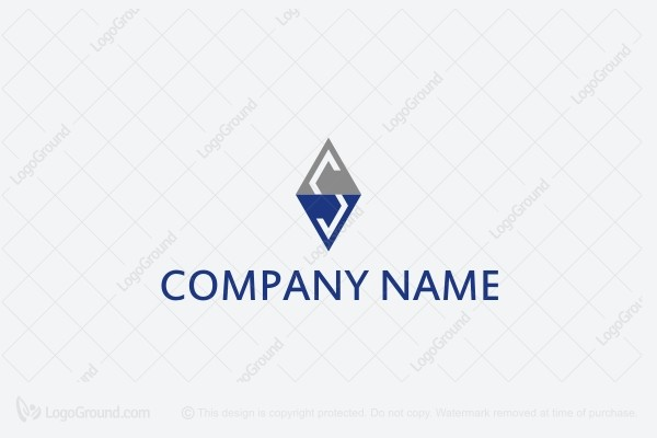 S diamond logo #2