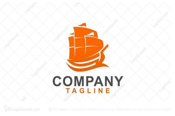 Logo for sale: Sailing Boat / S Logo